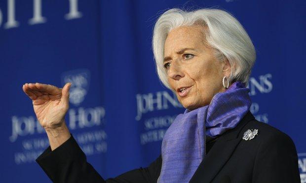 Греция должна уладить вопросы с МВФ, а не проводить референдум - Кристин Лагард