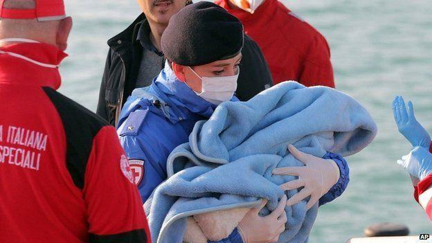 Трагедия, унесшая жизни мигрантов из Ливии