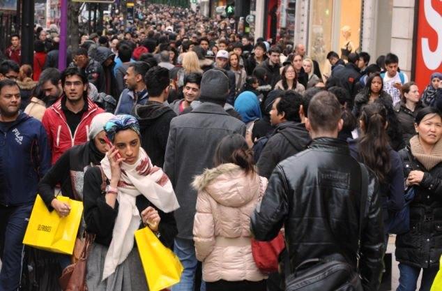 Новый рекорд: население Лондона выросло до 8,6 млн