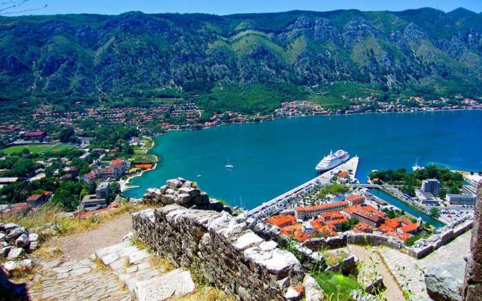 Great-Travel.ru: погода в Черногории