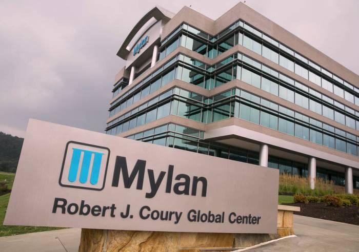 Фармацевтическая компания Mylan поглощает конкурента из Швеции за 7,2 млрд долларов