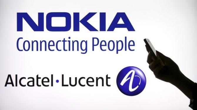 Слияние Nokia и Alcatel состоится