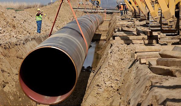 Газопровод Северный поток временно прекратит транспортировку газа