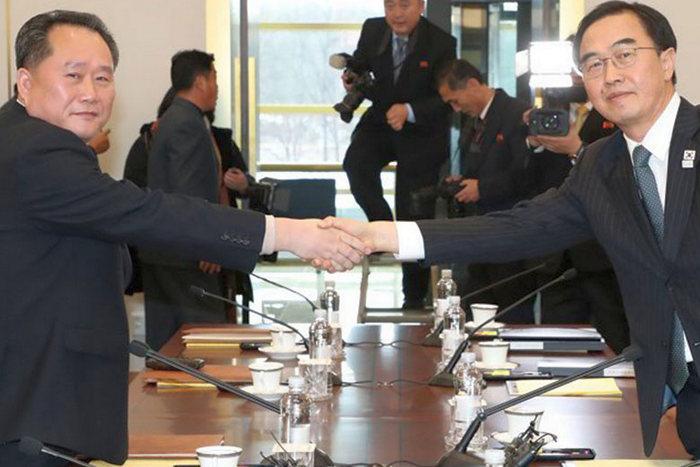 Южная и Северная Корея готовы к диалогу ради снижения напряженности на границе