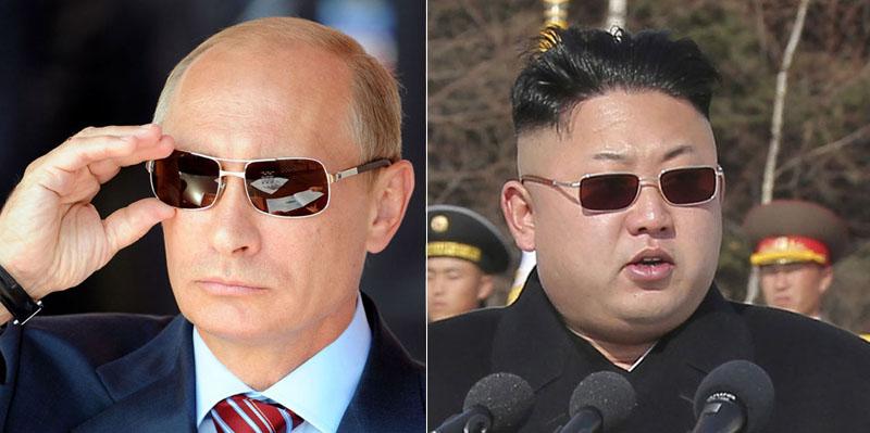 Курс на сближении Северной Кореи и России