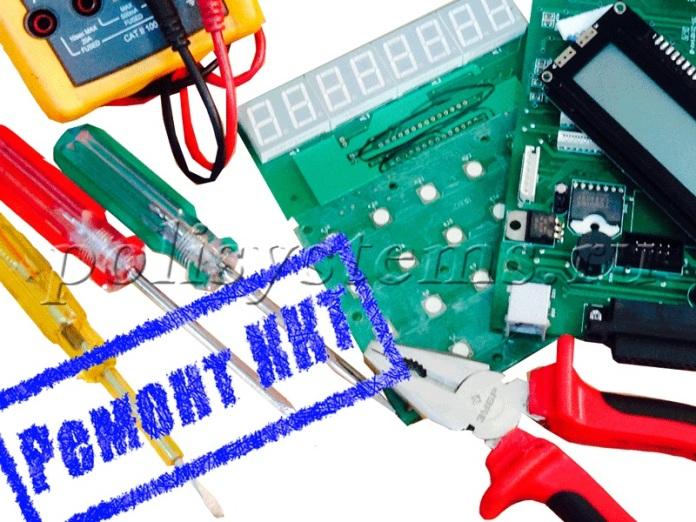 Регистрация и ремонт кассовых аппаратов