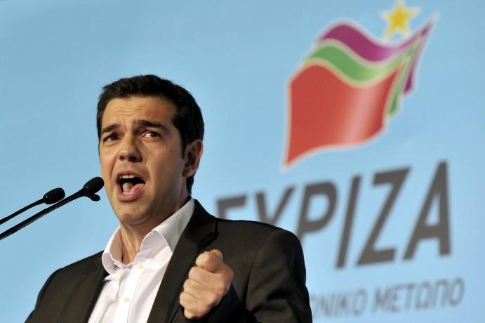И снова здравствуйте - правительство Греции возглавил Алексис Ципрас с партией СИРИЗА