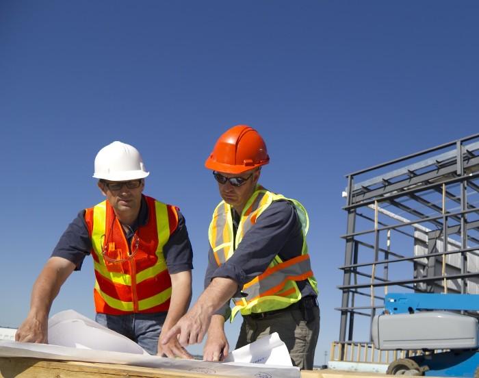 Самые главные виды работ для строительства – изготовление бетона и натяжные потолки