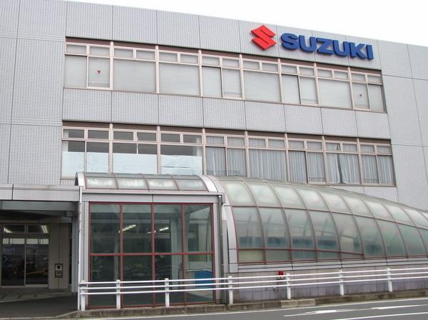 Suzuki на три дня приостанавливает работу заводов