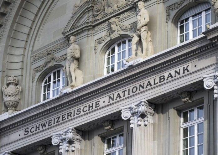 Центральный банк Швейцарии сохранил отрицательные ставки