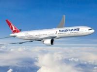 Самолет Turkish Airlines, следовавший из из Стамбула в Сан-Паулу, запросил экстренную посадку в Касабланке