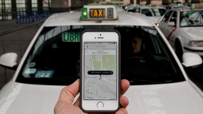 Сервис по вызову такси Uber уже не отвечает за качество и безопасность перевозок