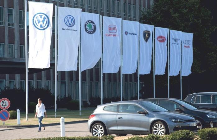 Volkswagen отзывает из США почти полмиллиона автомобилей