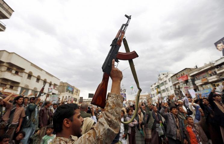 Воздушная атака в Йемене. Конфликт набирает обороты.