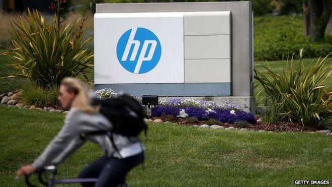 Компания Hewlett-Packard продает Китаю блок акций за 2,3 миллиарда долларов