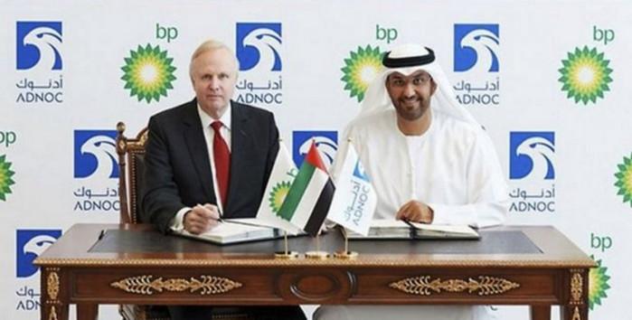 Абу-Даби получит 2% акций British Petroleum стоимостью £2 млрд в обмен на шельфовые месторождения нефти