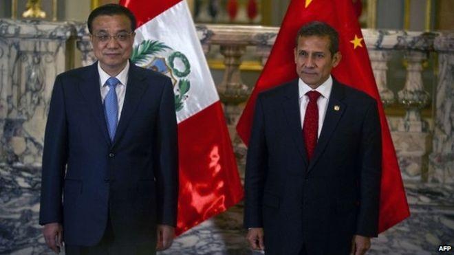 Китай, Перу и Бразилия обсуждают совместный проект строительства железной дороги