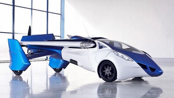 «Airbus» показал концепт летающего такси-беспилотника (видео)