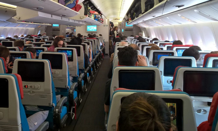 Акции авиакомпаний Turkish Airlines, Pegasus, TAV обвалились после американского ограничения на электронные устройства