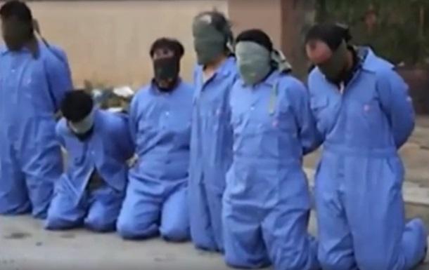 Акт отмщения: в Ливии у мечети казнили десять человек
