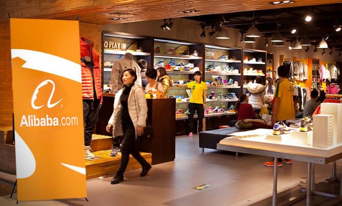 Alibaba планирует выкупить сеть магазинов Intime Retail Group за $2,6 млрд