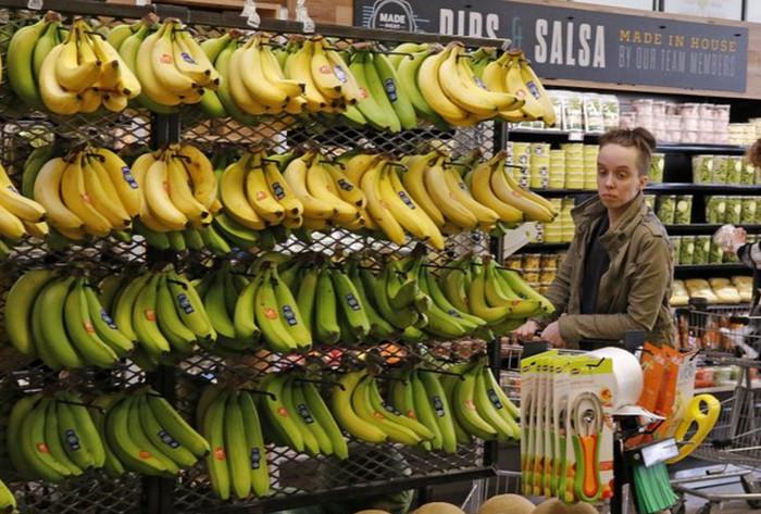 Amazon значительно снижает цены на основные виды продуктов питания