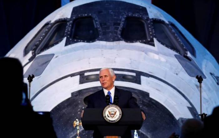 Американцы полетят на Луну и Марс, - Майк Пенс