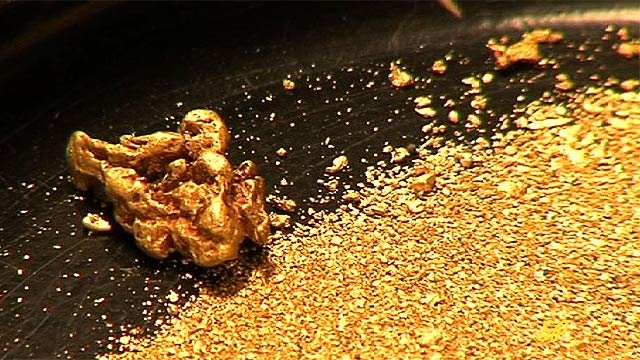 Американская компания Avellana Gold инвестирует $100 млнв добычу украинского золота