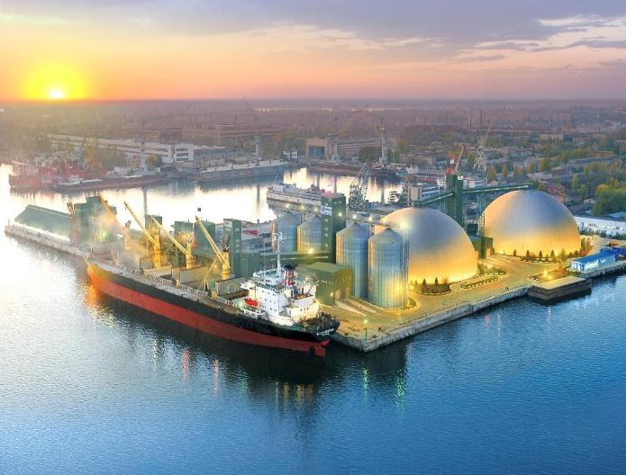 Американская компания Bunge модернизирует украинский порт