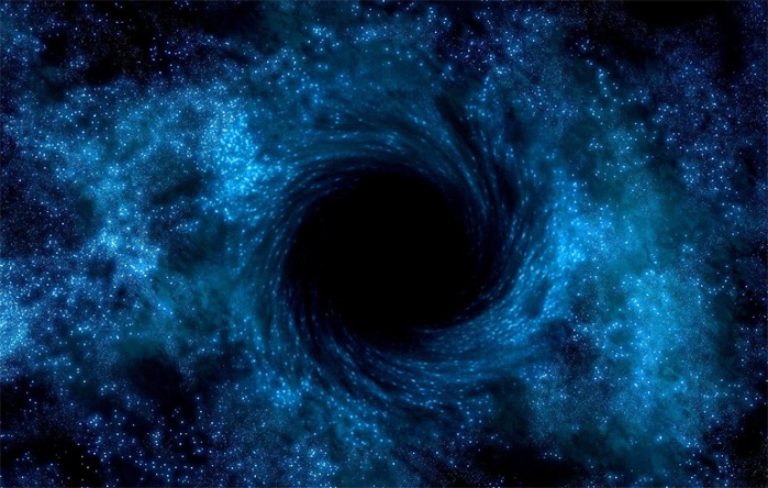 Американские астрономы обнаружили аномальную черную дыру