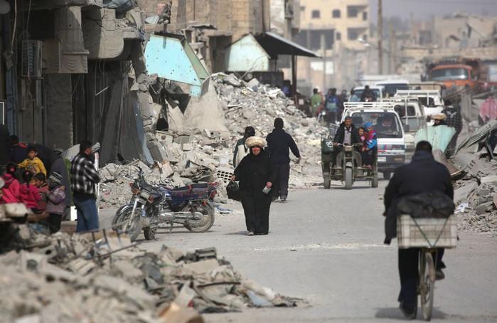 Американские военные останутся в Сирии, - Тиллерсон