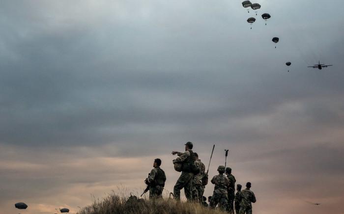 """Американские войска восстанавливают навыки времен """"холодной войны"""""""