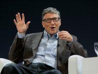 Американский миллиардер Билл Гейтс сделал крупнейшее пожертвование с 2000 года