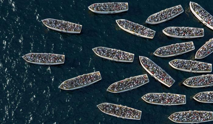 Amnesty International обвинила ЕС в нарушении прав человека в Ливии