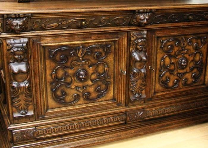 Идея для бизнеса: реставрация антикварной мебели