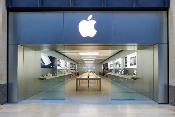 Apple откроет магазин в Южной Корее