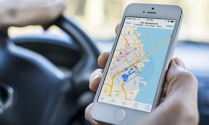 Apple планирует с помощью дронов улучшить сервис Maps