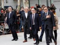 Арестованные политики Каталонии просят освободить их, обещают вести диалог с Мадридом