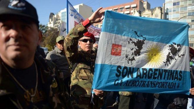 Аргентинский суд наложил арест на активы нефтяных компаний