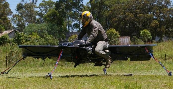 Армия США получит парящую платформу для доставки боеприпасов на поле боя