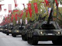 Армия Турции будет штурмовать Африну используя высокоточное оружие