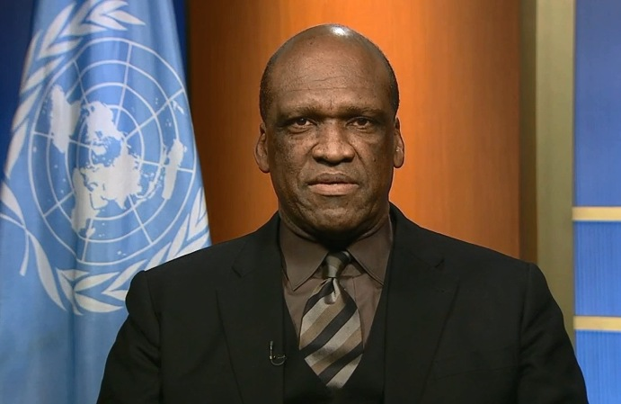 За взятку в полмиллиона долларов арестован Джон Эш - бывший глава Генассамблеи ООН