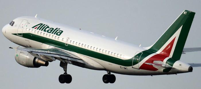 Авиакомпания Alitalia банкрот, и выставлена на продажу