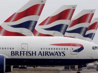 Авиакомпания British Airways отменила все рейсы в Карибский бассейн