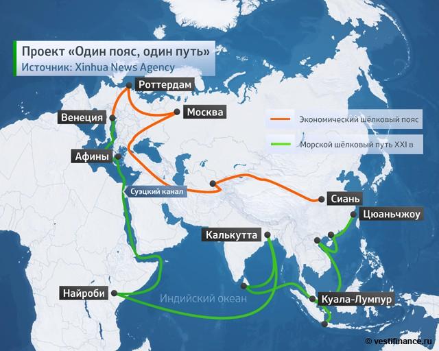 """Австралия отказалась участвовать в инициативе Китая """"Один пояс - один путь"""""""
