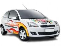 Бизнес идея: размещение рекламной продукции на автомобилях