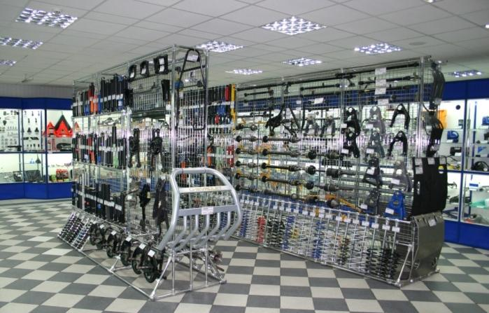 Бизнес идея: магазин автозапчастей