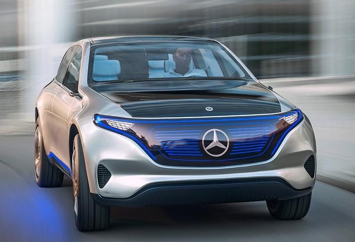 Автоконцерн Daimler вкладывает 10 миллиардов евро в разработку электромобилей