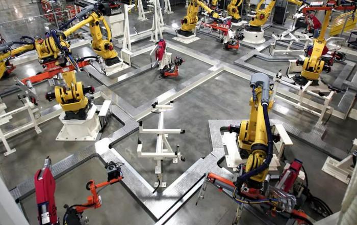 Автоматизация может увеличить разрыв между богатыми и бедными в Британии, - исследование