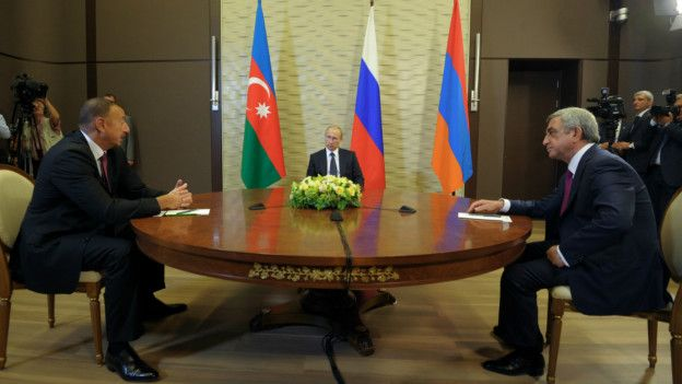 Азербайджан опасается вызвать недовольство России